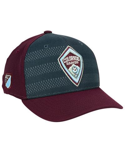 adidas Colorado Rapids Authentic Flex Cap