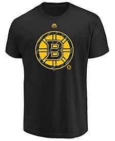 Majestic Men's Boston Bruins Hash Marks T-Shirt