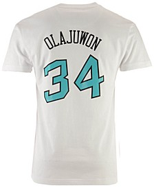 Men's Hakeem Olajuwon NBA All Star 1996 Name & Number Traditional T-Shirt