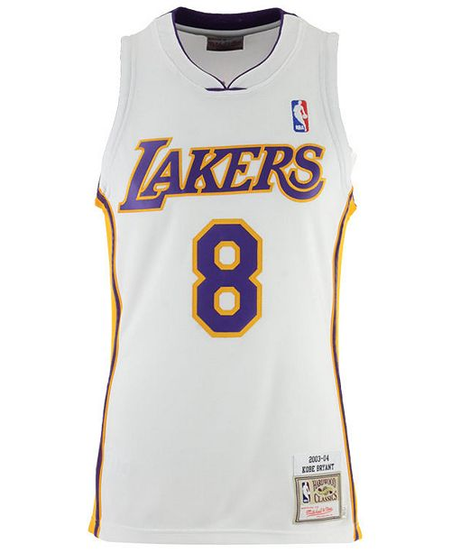 c45a8ed4594 Mitchell   Ness Men s Kobe Bryant Los Angeles Lakers Authentic ...