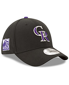 New Era Colorado Rockies Team Classic 25th Anniversary 39THIRTY Cap