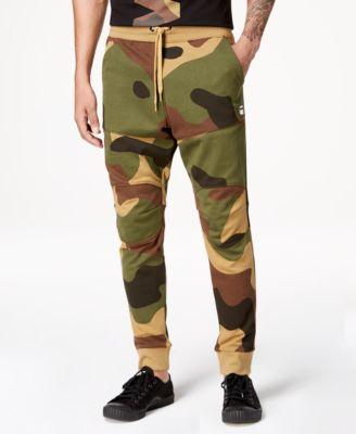 Men's Camo Sweatpants