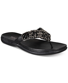 Kenneth Cole Reaction Women's Glamathon Flat Sandals