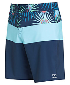 "Billabong Men's Tribong Colorblocked 20"" Board Shorts"