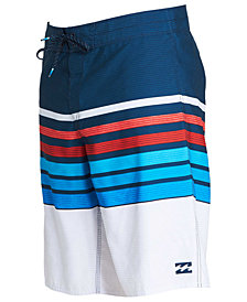 "Billabong Men's All Day OG Stripe 21"" Board Shorts"
