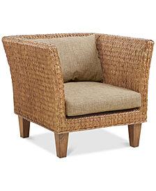Seadrift Lounge Chair, Quick Ship