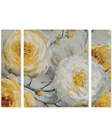 Lisa Audit 'Sunshine' Large Multi-Panel Wall Art Set