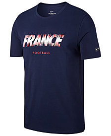 Nike Men's France Graphic Soccer T-Shirt