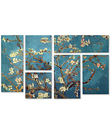 Vincent van Gogh 'Almond Blossoms' Multi-Panel Wall Art Set