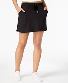 Ideology Woven Performance Skort, Created for Macy's