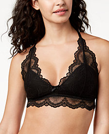 Jenni by Jennifer Moore Split-Back Lace Bralette, Created for Macy's
