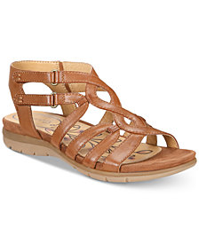 Baretraps Kaylyn Gladiator Wedge Sandals
