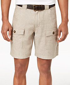 Tasso Elba Men's Matteo Utility Shorts, Created for Macy's