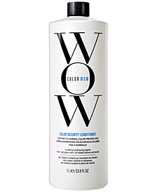 Color Security Conditioner For Fine-To-Normal Hair, 33.8-oz., from PUREBEAUTY Salon & Spa