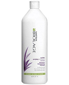 Matrix Biolage Ultra HydraSource Shampoo, 33.8-oz., from PUREBEAUTY Salon & Spa