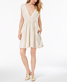 Free People Cactus Flowers Mini Dress
