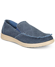 Weatherproof Vintage Men's Pontoon Canvas Slip-On Shoes