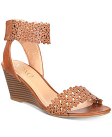 XOXO Sanya Wedge Sandals