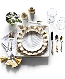 by Laura Johnson Cobble Dinnerware Collection