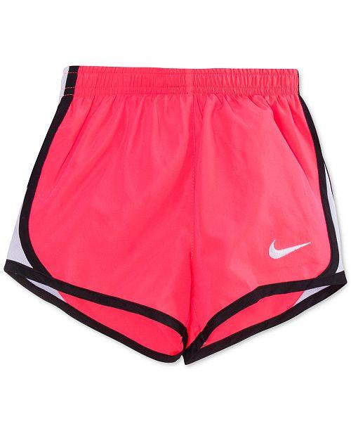 Nike Toddler Girls Dri Fit Tempo Shorts
