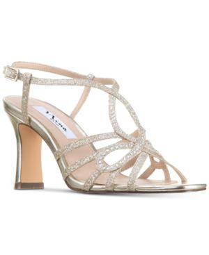 Nina Amabel Evening Sandals Women's Shoes 7093647