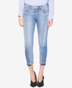 Silver Jeans Co. Aiko Released-Hem Ankle Jeans 6120191