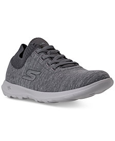 Skechers Women's GOwalk Lite Walking Sneakers from Finish Line