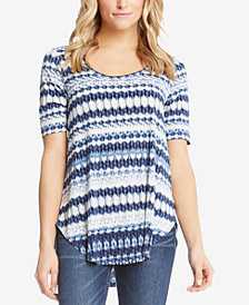 Karen Kane High-Low T-Shirt