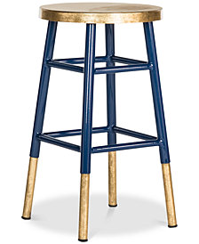 Leeber Counter Stool, Quick Ship