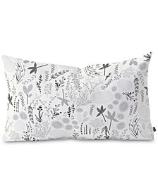 Deny Designs Floral Goodness III Oblong Throw Pillow