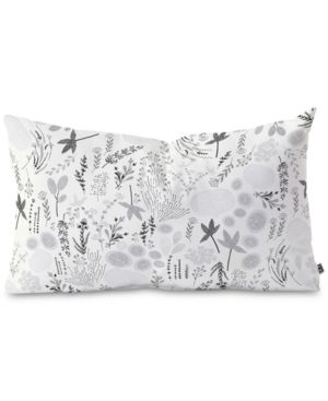 DENY DESIGNS | Deny Designs Floral Goodness Iii Oblong Throw Pillow | Goxip