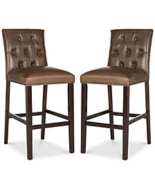 Boyton Bar Stool (Set of 2), Quick Ship