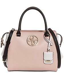 GUESS Ryann Lux Small Satchel