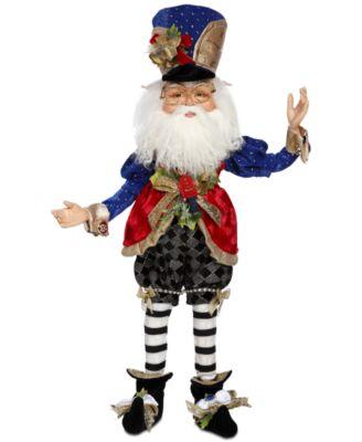 North Pole Drummer Elf Medium Figurine