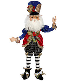 Mark Roberts North Pole Drummer Elf Medium Figurine