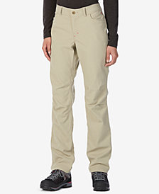 EMS® Women's Mountain Life Tapered-Fit Stretch Cargo Pants
