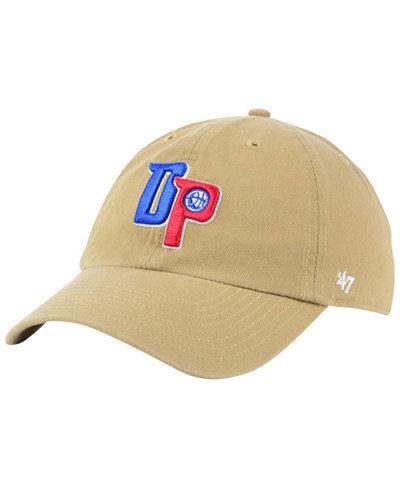 '47 Brand Detroit Pistons Mash Up CLEAN UP Cap