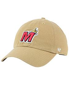 '47 Brand Miami Heat Mash Up CLEAN UP Cap