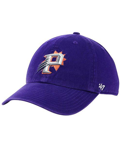 sports shoes 4fce0 d146c ...  47 Brand Phoenix Suns Mash Up CLEAN UP Cap    ...