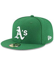 Oakland Athletics Authentic Collection 59FIFTY Fitted Cap