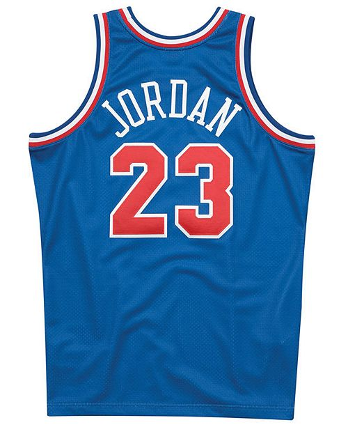 ff2eb2364 ... Mitchell   Ness Men s Michael Jordan NBA All Star 1993 Authentic ...