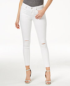 WILLIAM RAST Skinny Ankle-Length Jeans