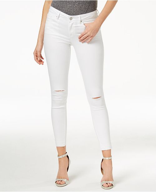 ca9ebbed5c WILLIAM RAST Mid Rise Skinny Ankle-Length Jeans & Reviews ...