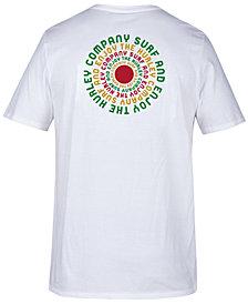 Hurley Men's Babylon Logo-Print T-Shirt