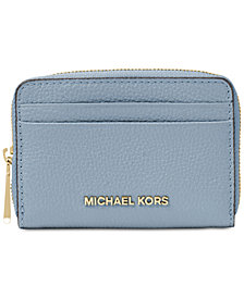 MICHAEL Michael Kors Zip-Around Card Case