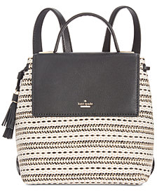 kate spade new york Simona Fabric Small Backpack