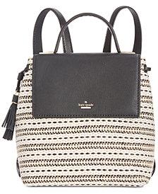 kate spade new york Simona Fabric Small Backpack