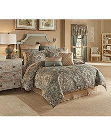 Croscill Rea 4-Pc. Queen Comforter Set