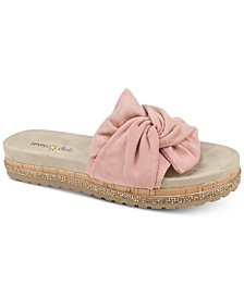 Seven Dials Diva Flatform Slide Sandals