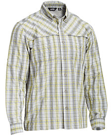 EMS® Men's Journey Plaid Long-Sleeve Shirt